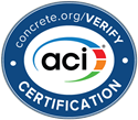 Concrete Certification