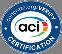Concrete Certification